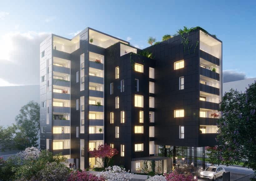 Vente montpellier nouvelle mairie port marianne appartement t4 de 86m de standing 1 parking - Appartement port marianne montpellier ...